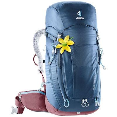大特価!! ドイター メンズ バックパック・リュックサック バッグ Women s Trail Pro 34 SL Hiking/Climbing Pack, ハーバリウム Flower Studio 花時 c884e4d4