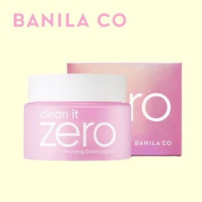SNS 大赏 BANILA CO クリーン゜ジェロクランベリー100ml Clean It Zero Cleansing Balm Original 100ml