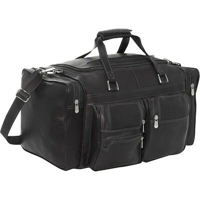 【数量は多】 ピエール メンズ スーツケース バッグ 20 Duffel Bag with Pockets, 高根村 edf8ce84