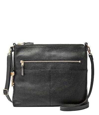【返品送料無料】 フォッシル フォッシル レディース ショルダーバッグ バッグ Fiona Large Leather Crossbody, ゲートサービス a1068754