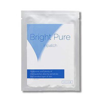 ブライトピュア インパッチ ポイント用 Bright Pure inpatch/パッチ 保湿 肌 ハリ シート状美容液 スキンケア