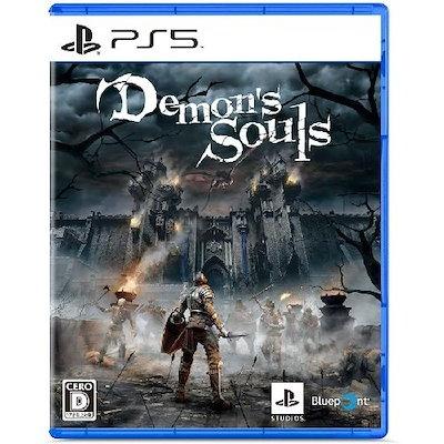 Demons Souls(デモンズソウル) ECJS-00001