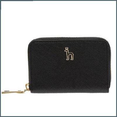 雑誌で紹介された [ヘジス・ACC]HIHO9E501BKブラック配色ジッパーカードの財布 /名刺入れ/カード入れ6/ 韓国ファッション, Life planning shop 美風空間 4e84e70e