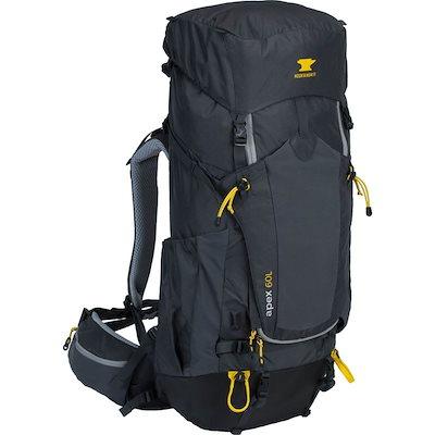 超爆安 マウンテンスミス メンズ バックパック・リュックサック バッグ Apex 60 Hiking Pack, qoob[キューブ]大きいサイズの店 8dac11d0