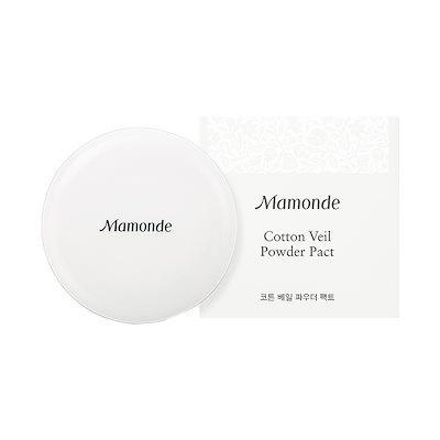 マモンド(Mamonde) コットンベールパウダーファクト 12g : - ::韓国コスメ,マモンド, Mamonde