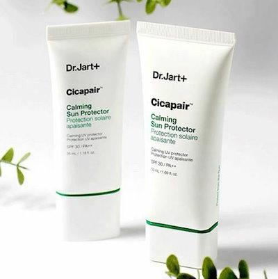 韓国Dr.Jart + Cicapairカーミングサンプロテクター50ml敏感肌用クリームタイプ化粧品用