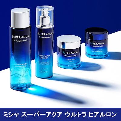 【MISSHA】スーパーアクア ウルトラ ヒアルロン シリーズ