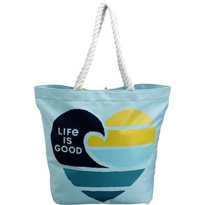 上品な ライフイズグッド メンズ スーツケース バッグ Sunny Day Beach Bag, 松山町 e5732c20