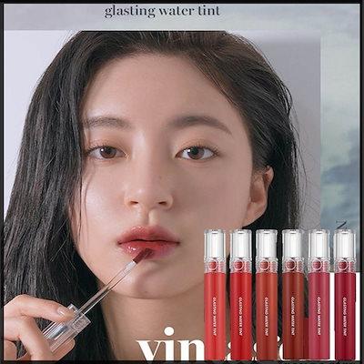 [RomAnd]☆ Glasting Water Tint //グラスティングウォーターティント(6色) K-ビューティー/