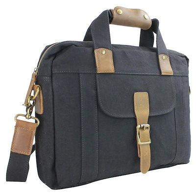 【ご予約品】 ヴァガボンドトラベラー メンズ スーツケース バッグ 15 Casual Laptop Messenger Bag, 着物ひととき 4a1440ff
