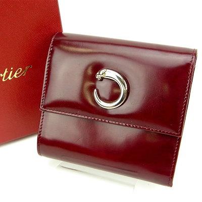 公式の  【】 カルティエ 三つ折り財布 パン... : バッグ・雑貨, ビワミンとカルチャーのイワセ商会:f5d49d10 --- fahrservice-fischer.de