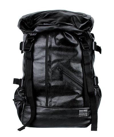 最高品質の [韓国直送] オールブラック2バックパック, いいものハウス c6dd51c4