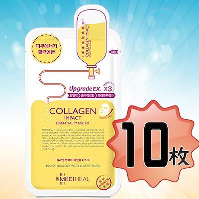 [Qoo10] mediheal : 【10枚 】【 COLLAGEN 】【 ... : コスメ (439605)