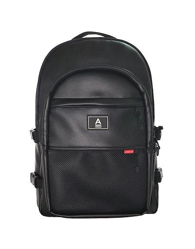 aca4dfe64a75 韓国大人気✨【ABROAD】 エイビーロード Crazy BackPack クレイジーバック リュック BLACK 正規品