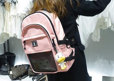 22e431fff19e ☆ABROAD☆EMS無料発送☆人気☆推薦☆実用的な通学バッグ
