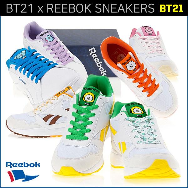 Qoo10] BTS 防弾少年団 BT21 x REEBOK 公