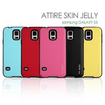 qoo10 attire skin jelly case attire skin jelly ca スマホケース