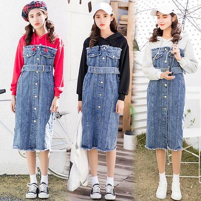 0a878714d5cc8 Qoo10  C0114- 女人街 1楼E区 E33-A-8918-68   韓国ファッションデニム ...