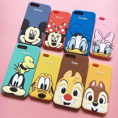 c065a27b0f Disneyディズニーミッキーデイジーダックミニー三次元シリコン携帯ケースiPhone XS Max XRケース