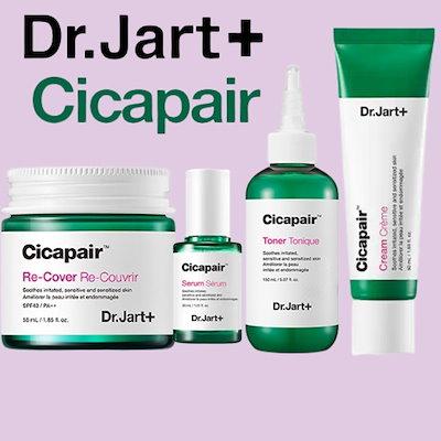 【Dr.Jart】 ドクタージャルト シカペア 2世代 セラム/クリーム/トナー/シカクリーム