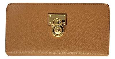 【2018秋冬新作】 Hamilton Traveler Large Zip Around Leather Wallet, ハーブ工房HCC f8c5cd85