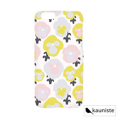 1b9a5d7c8c KAUNISTE (カウニステ) Orvokki (イエロー) iPhone7ケース iPhone8ケース 北欧 雑貨 【メール
