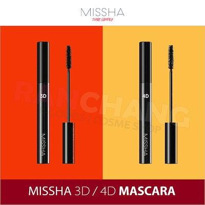 [Qoo10] MISSHA : 【MISSHA】 Mascara : コスメ (447829)