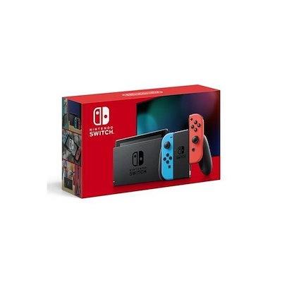 Nintendo Switch Joy-Con(L) ネオンブルー/(R) ネオンレッド HAD-S-KABAA (新モデル)