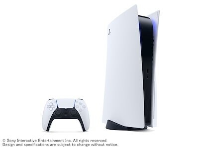 PlayStation5 ディスクドライブ搭載モデル CFI-1000A01