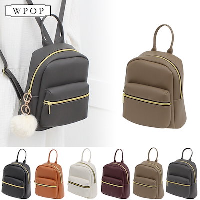 56a0c091a8a Qoo10] W POP : Enne BackPack ☆ かわいい... : バッグ・雑貨