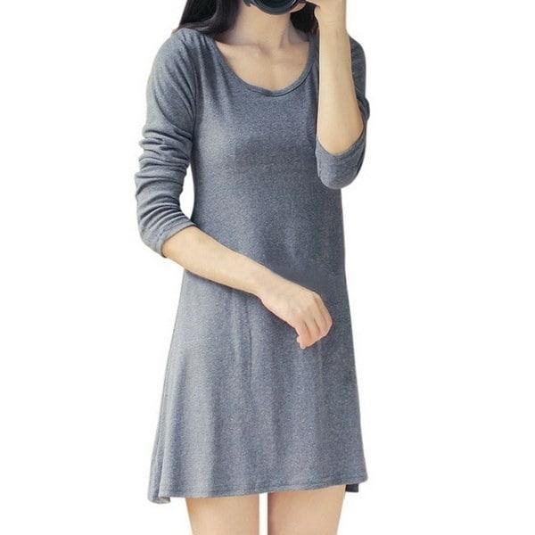 秋と冬ファッション爆発ドレス人気のアンチカラーセーター