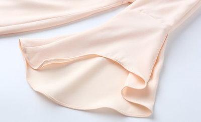 フリル袖 タイト ミディアム スリム 上品 結婚式 お呼ばれ ドレス 20代 30代 40代 新作 服 レディース アパレル