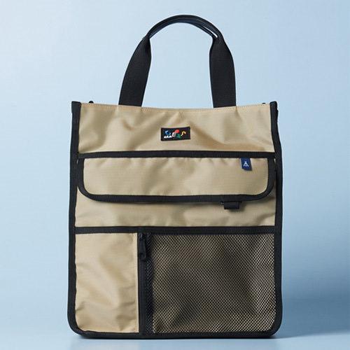 [jeasher] Chips cross bag Pink♬ ロゴキーリングがただでもらえる!3WAYトートバッグ/ショルダーバッグ