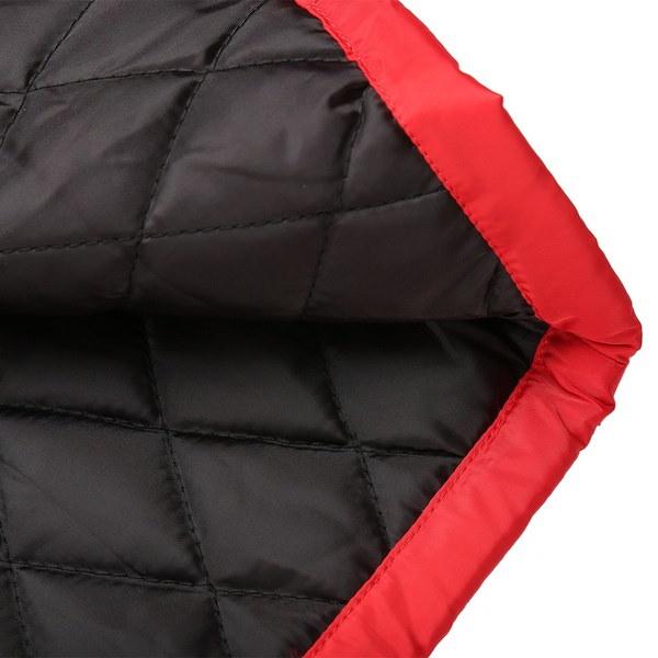 新しいファッション女性のカジュアルソリッドロングスリーブ合成毛皮フード冬ダウンコート