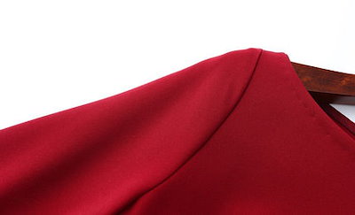バイカラー スリット タイト ミディアム 結婚式 お呼ばれ ドレス 20代 30代 40代 新作 服 レディース アパレル
