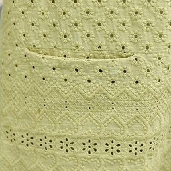 森ガール ワンピース 刺繍 ワンピース ワンピ ナチュラル レディース Aライン 半袖 ワンピース フェミニン ナチュラル 森ガール