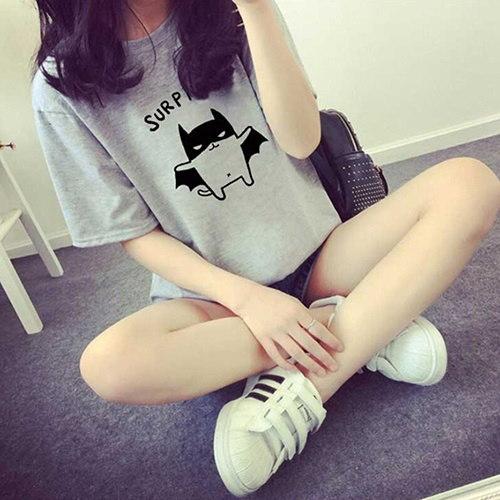 新着夏のTシャツ半袖ブラウストップスTee