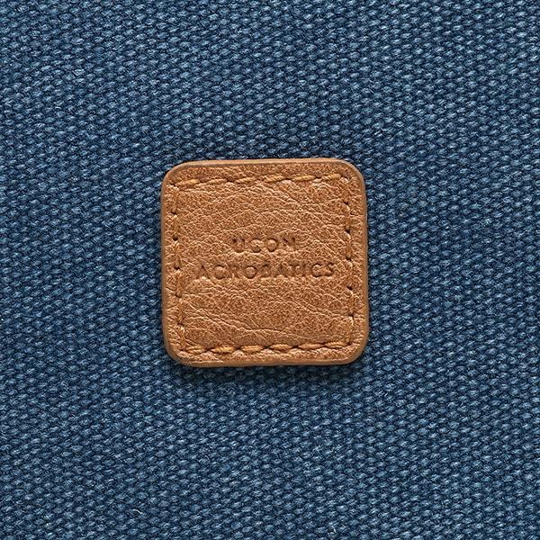 ユーコンアクロバティックス バッグ UCON ACROBATICS ORIGINAL HAJO BACKPACK 20L メンズ リュック・バックパック NAVY/SAND