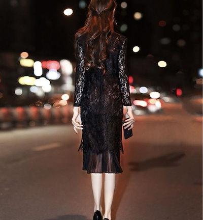 結婚式 ドレス お呼ばれ ワンピース 40代 30代 20代 お呼ばれドレス K349