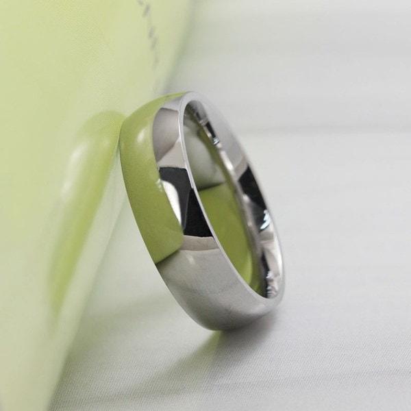 女性/メンズファッションジュエリー925スターリングシルバー婚約指輪サイズ:4-14