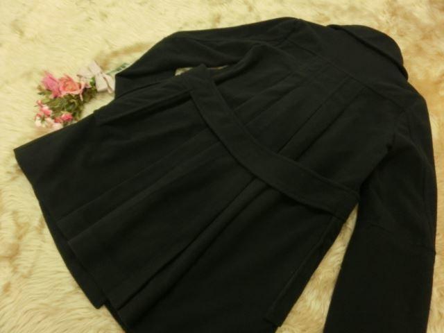 SpRay/スプレイ 長袖 コート M ブラック【中古】