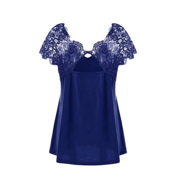 プラスサイズの女性の夏のTシャツカジュアルルーズトップS-5XL 4色