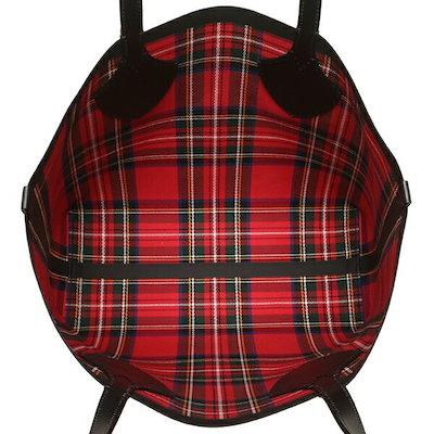 バーバリー バッグ BURBERRY 4069796 74270 LL MD GIANT ジャイアントトートバック リバーシブル レディース トートバッグ AT YELLOW/BRIGHT RED 茶