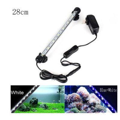 18cm LED SMD 5050水族館魚タンク水中ライト