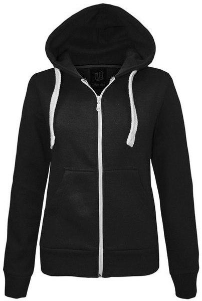 女性のファッションセクシーなソリッドカラーウォームシックポケットスウェットジャケットスポーツロングスリーブジッパー