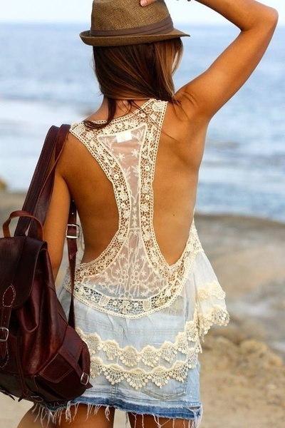 Newcomdigiセクシーな女性の水着レース中空かぎ針編みのビキニは、水着をカバーするサマービーチドレス