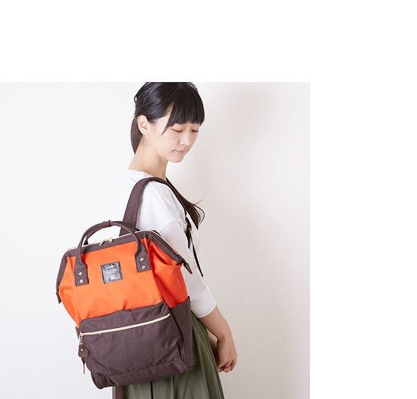 リュック anello アネロ  通販 レディース マザーズバッグ ママバッグ 通学 通勤 大容量 大きめ 軽い 軽量 日帰り旅行 買い物 口金 がま口 かばん 鞄 バック バッグ A4 ポケット多め
