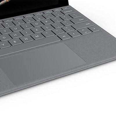 Surface Go Signature タイプ カバー プラチナ [US 英語版 英字配列] KCS-00001