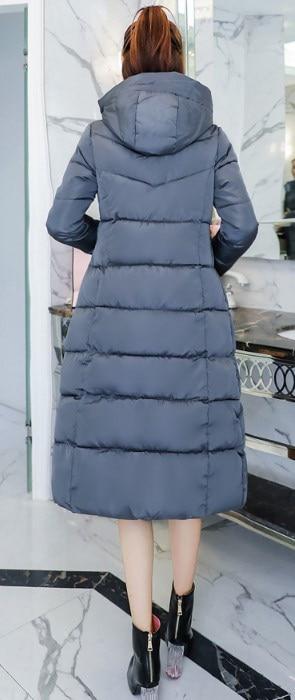 【宅配便】中綿ロングコート 韓国 ファッション レディース あったか おしゃれ かわいい 上品【A/W】【vl-5314】