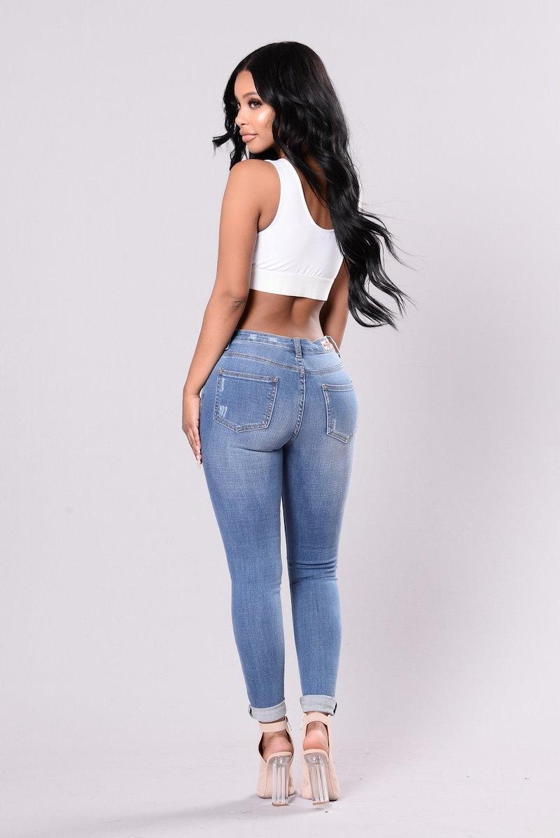 3スタイル女性の刺繍リップジーンズ大きなストレッチセクシーなスキニージーンズプラスサイズデニムパンツ女性用